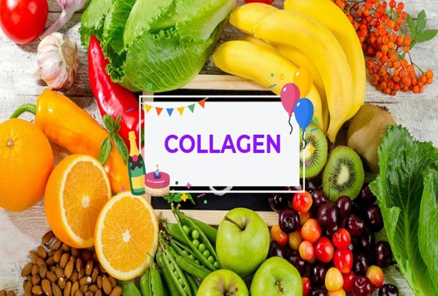 Những cách bổ sung Collagen cho da