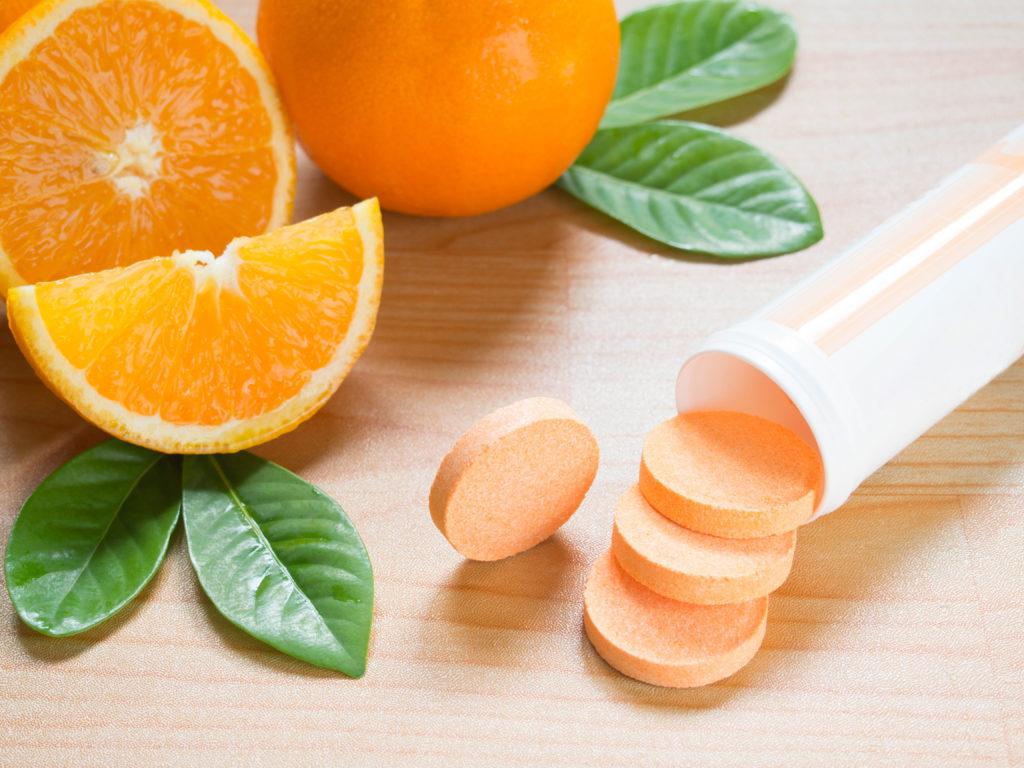 Tác dụng thần kỳ của vitamin C đối với da