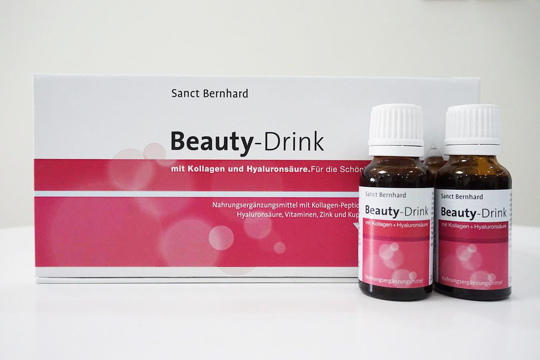Beauty Drink được biết đến là dòng sản phẩm collagen nước của Đức